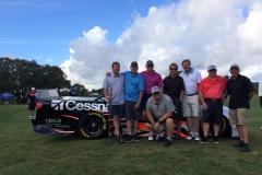 NASCAR veterans
