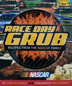 Race Day Grub by Angie Skinner