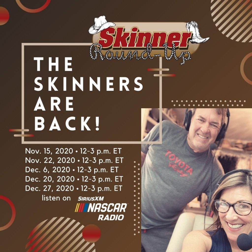 Skinner Round-Up Returns Fall 2020